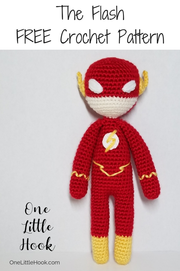 the flash crochet pattern