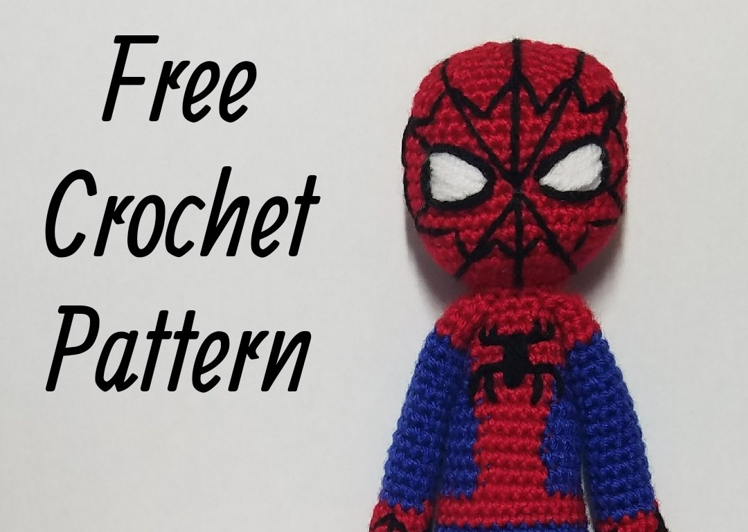 Spiderman Inpsired Doll – OneLittleHook Superhero Series – OneLittleHook