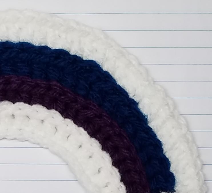 pennywise crochet amigurumi